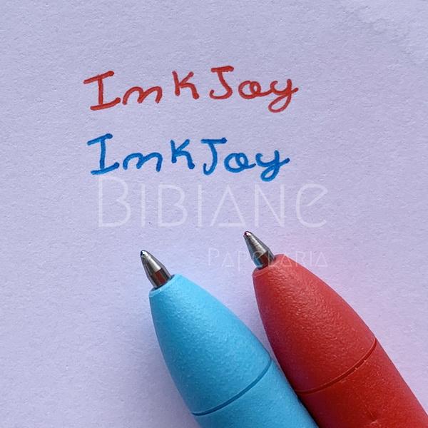 Caneta InkJoy ST c/ 8 Paper Mate  - Bibiane Papelaria