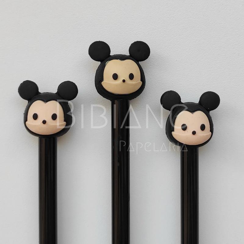 Caneta Mickey  - Bibiane Papelaria