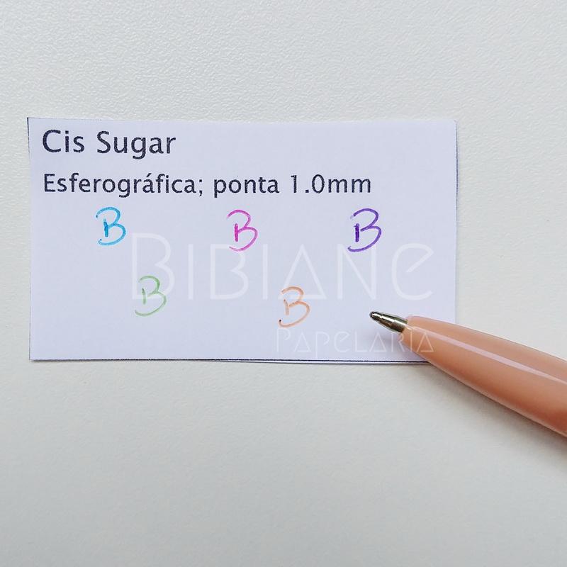 Cis Sugar RT Cis (Kit)  - Bibiane Papelaria