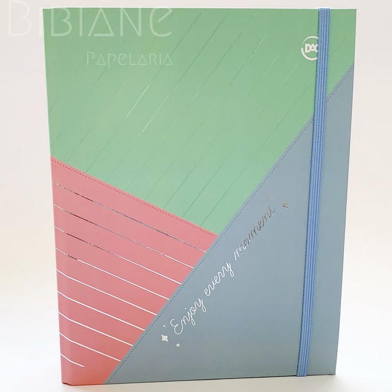 Fichário / Caderno Argolado Enjoy DAC  - Bibiane Papelaria