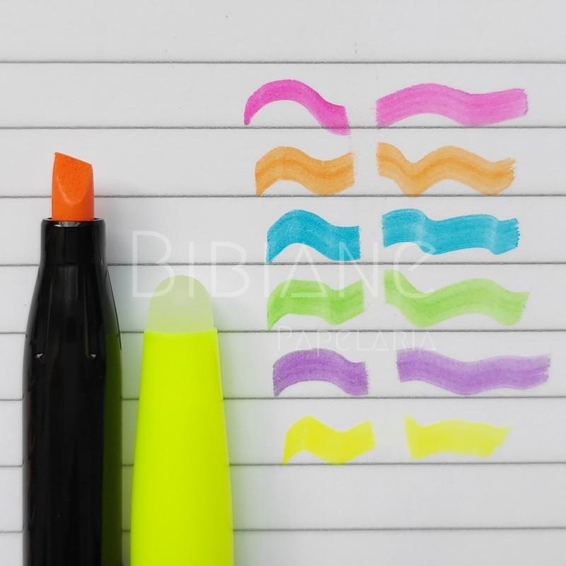 Marca-Texto Frixion Light Apagável Neon Pilot  - Bibiane Papelaria