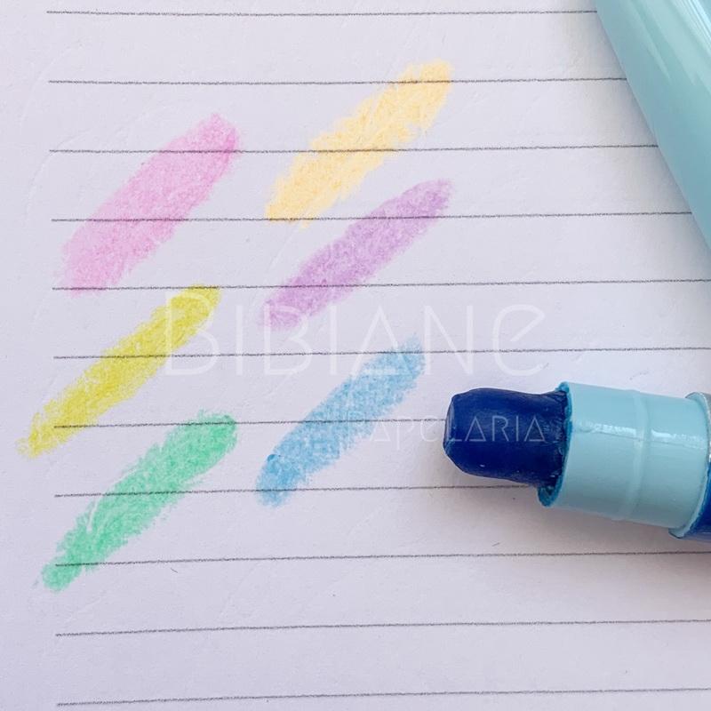 Marca-Texto Lumini GEL Pastel Cis  - Bibiane Papelaria