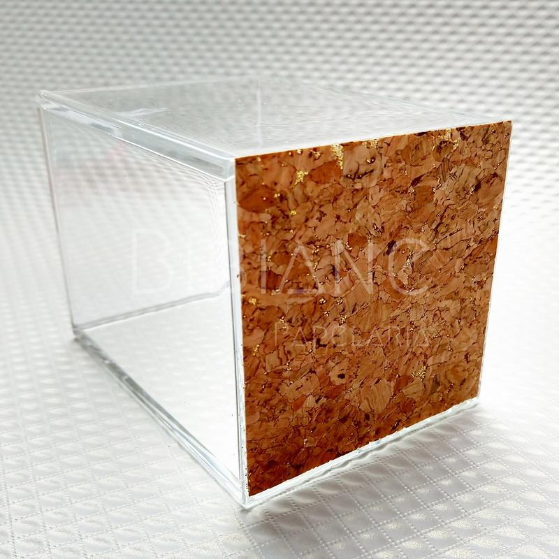 Porta-Lápis Acrílico Luxo  - Bibiane Papelaria