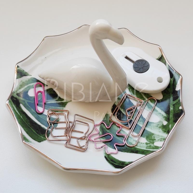 Pratinho Cisne 3D  - Bibiane Papelaria