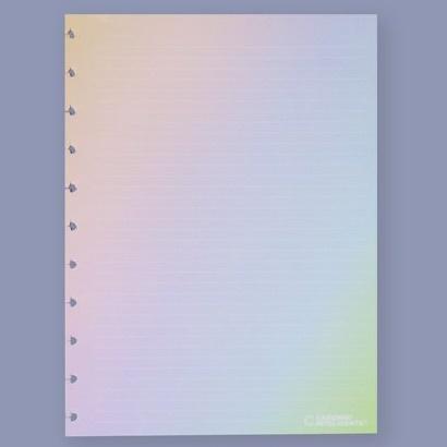 Refil Caderno Inteligente  - Bibiane Papelaria