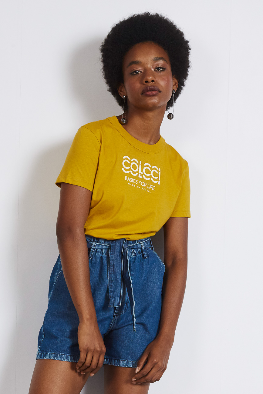 Camiseta Basics - Colcci
