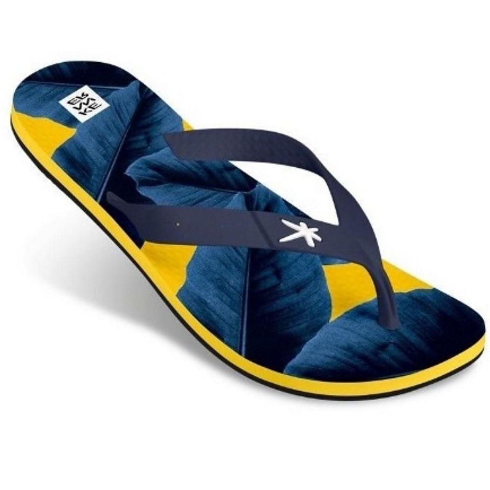 Kenner HNH-02 Preto e Amarelo/Azul Marinho