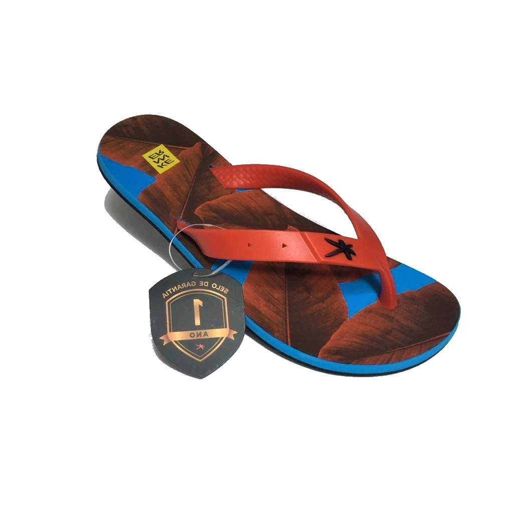 Kenner Summer Tropical Vermelho e Azul