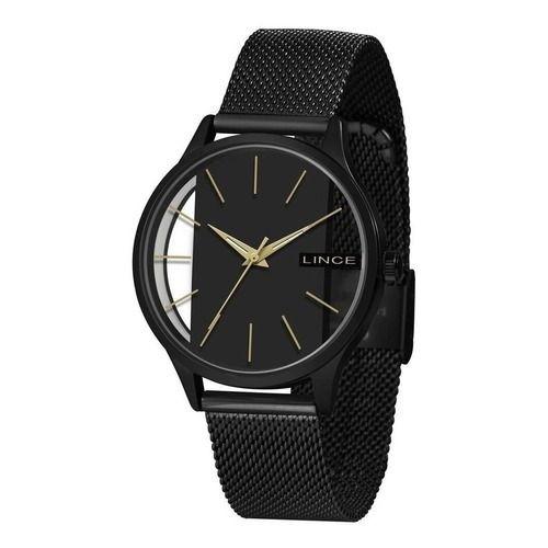 Relógio  Feminino Preto - Lince