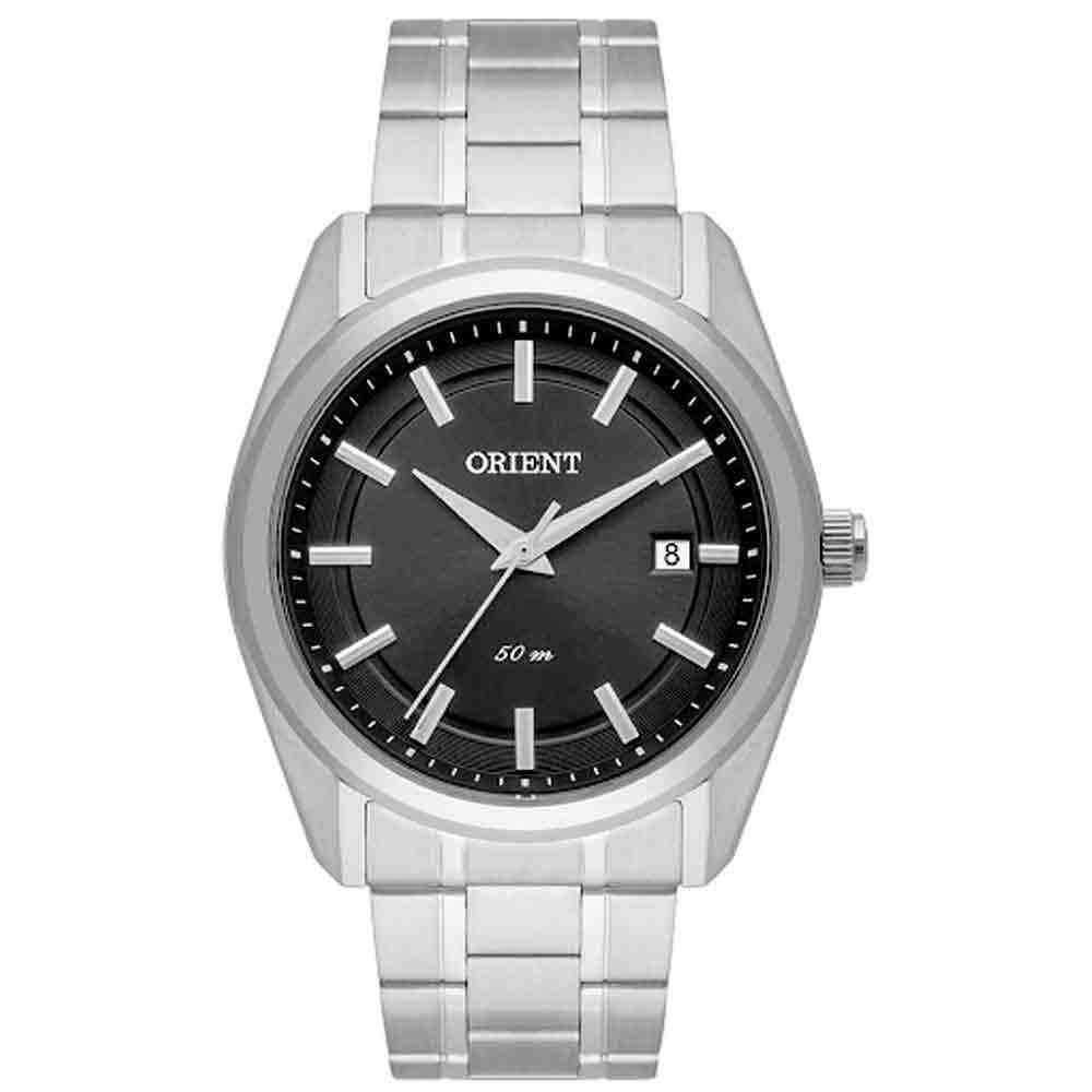 Relógio Orient Prata Masculino MBSS1364