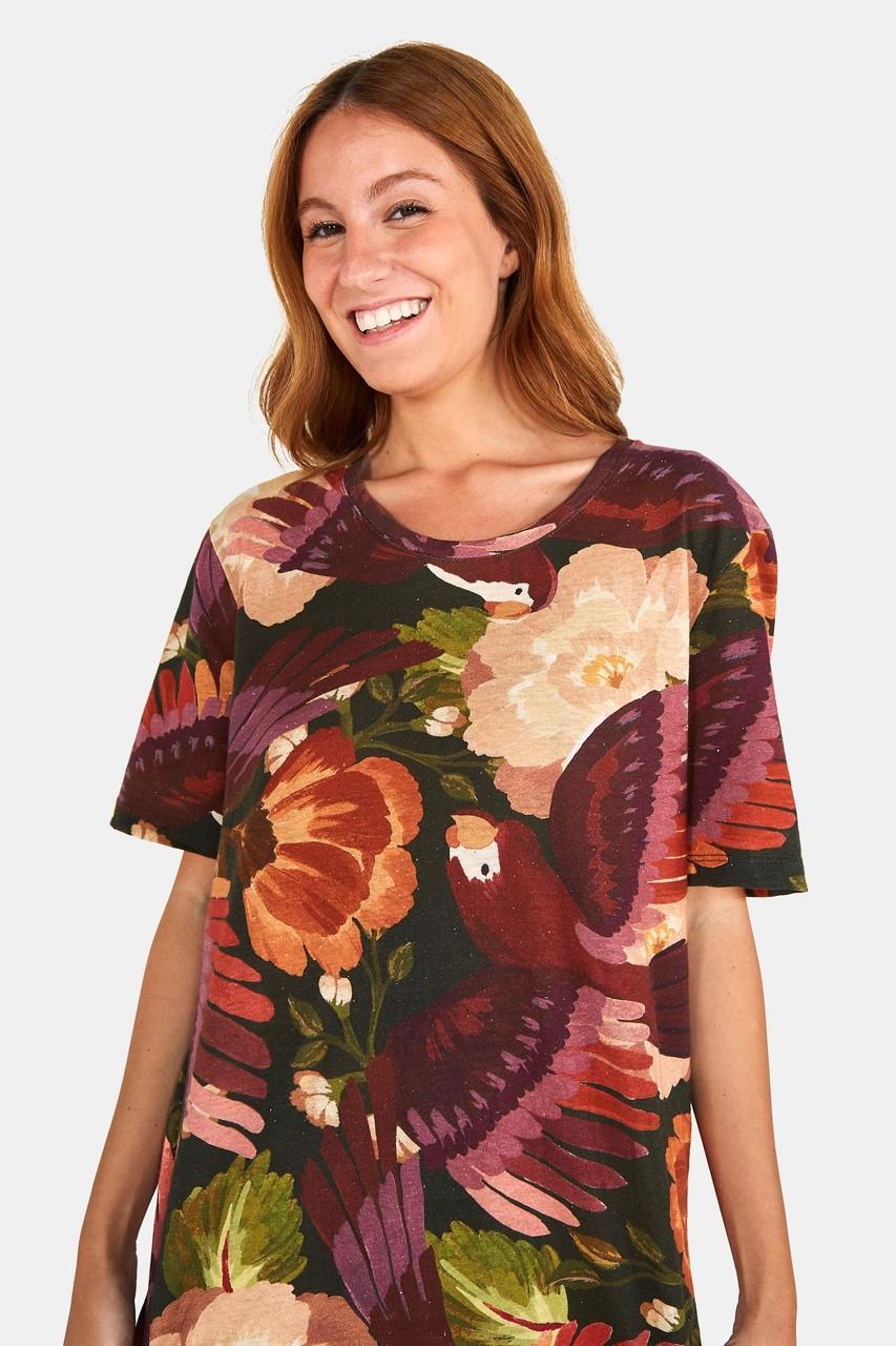 T-Shirt Beleza Das Araras - Farm