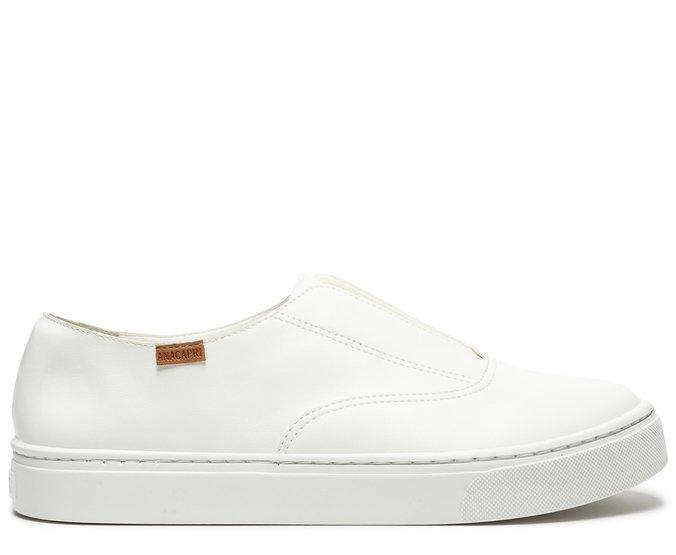 Tênis Branco New Paola - Anacapri
