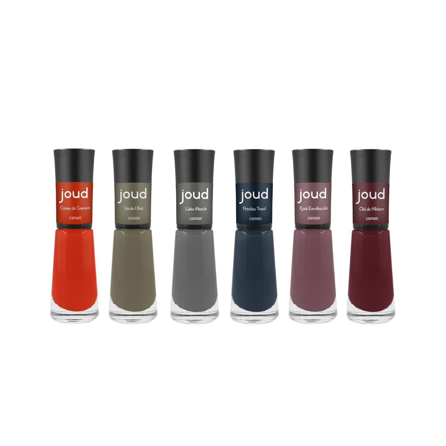 Kit Esmaltes Joud Empatia  c/6