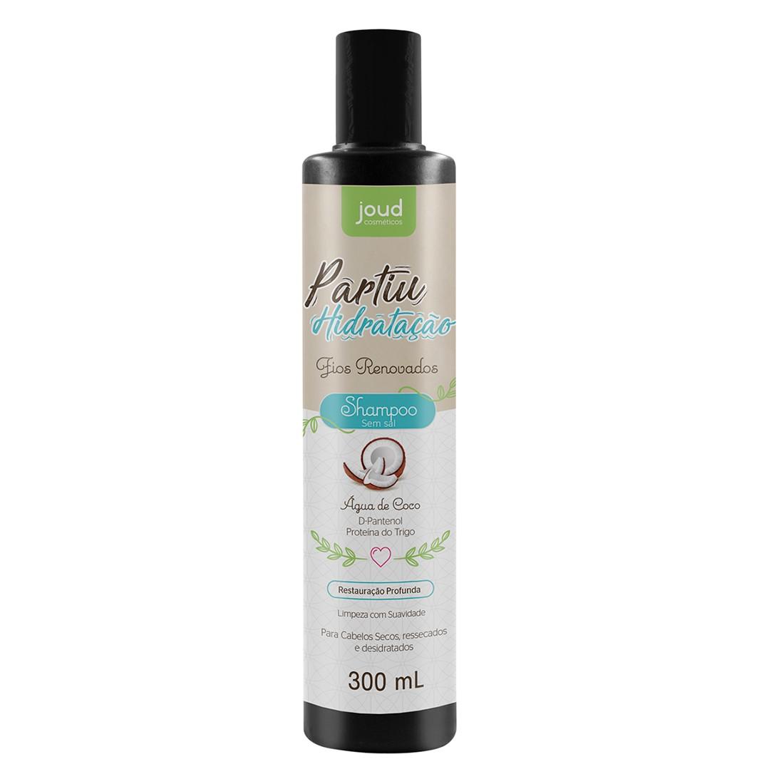 Shampoo Partiu Hidratação 300Ml