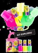 Kit Esmaltes Taby - Explodiu