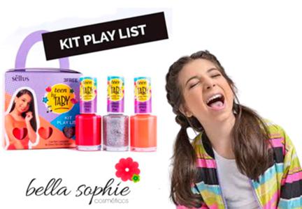 Kit Esmaltes Taby - Play List