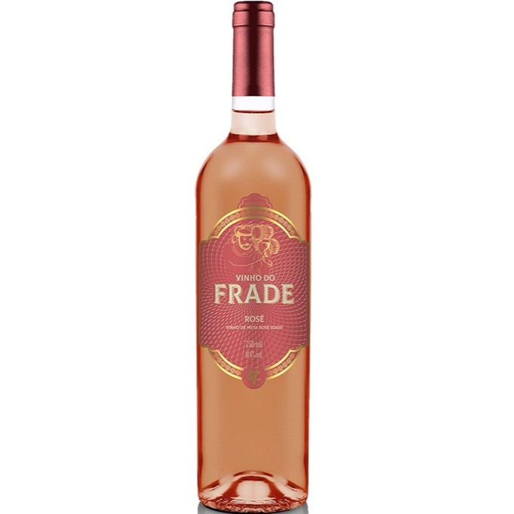 Vinho Rosé Suave do Frade 750 ml Bordô