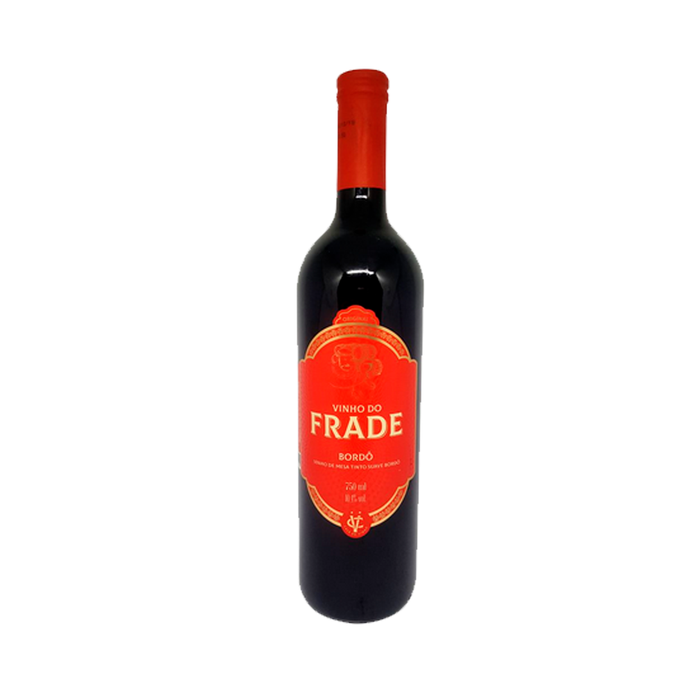 Vinho Tinto Suave do Frade 750 ml Bordô