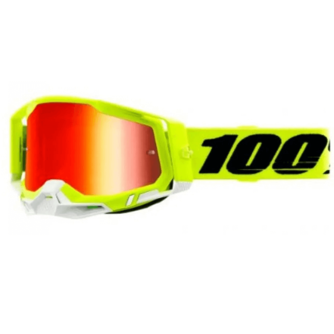 ÓCULOS 100% RACECRAFT 2 YELLOW
