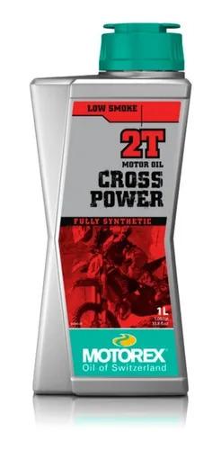 ÓLEO MOTOREX CROSS POWER 2T