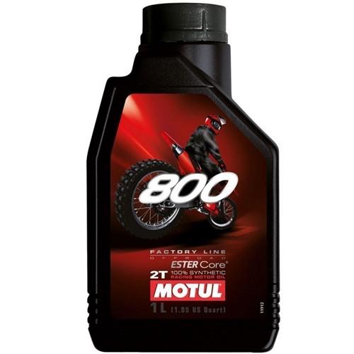 ÓLEO MOTUL 800 2T 1L
