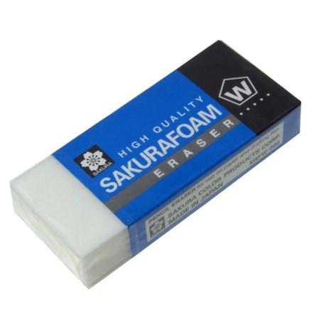 Borracha para Desenho Foam Eraser W
