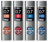 Grafite Artístico Pentel Stein 0.7mm, 40 minas