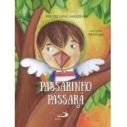 4º ANO - PASSARINHO PASSARÁ
