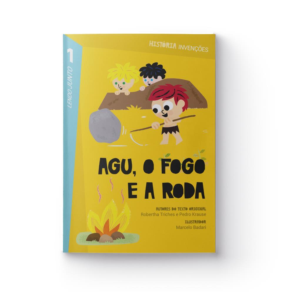 1ºANO - AGU, O FOGO E A RODA
