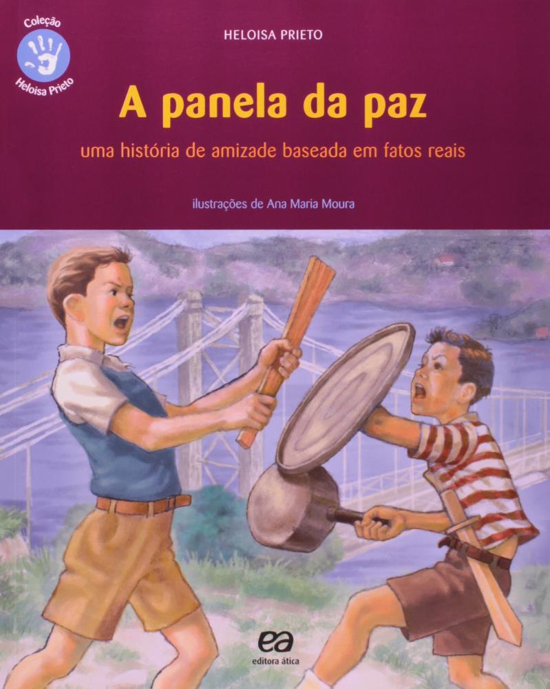 6ºANO - A PANELA DA PAZ