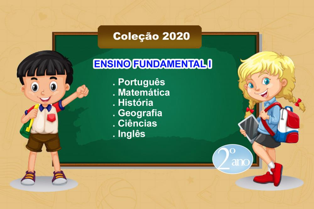 COLEÇÃO LIVROS - 2º ANO - ENS. FUND. I - 2021