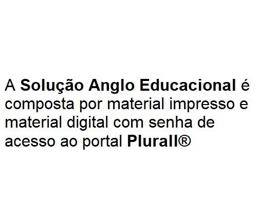 SOLUÇÃO EDUCACIONAL ANGLO - 1ª SÉRIE