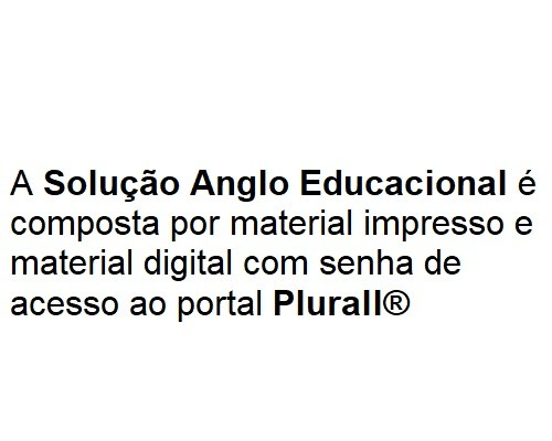 SOLUÇÃO EDUCACIONAL ANGLO - 8º ANO
