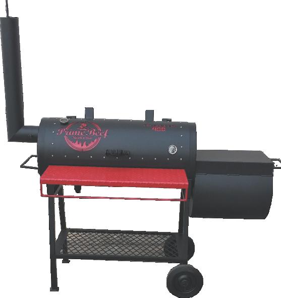 Pit Smoker 400