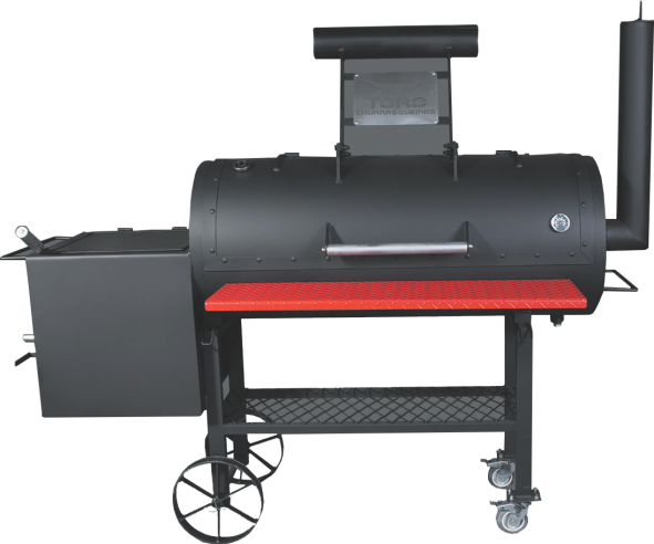 Pit Smoker 500