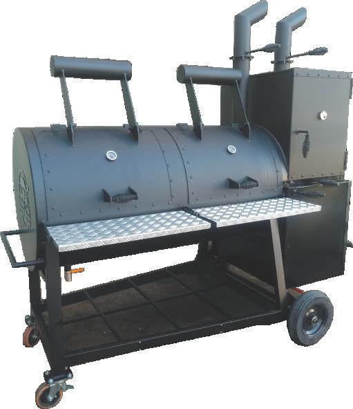 Pit Smoker 600