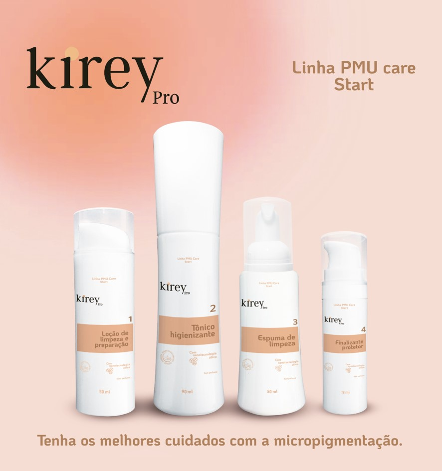 Kit Start Kirey Pro (4 passos)