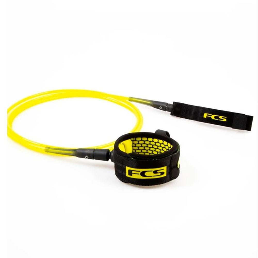 Leash FCS 6' x7 mm - Essential regular