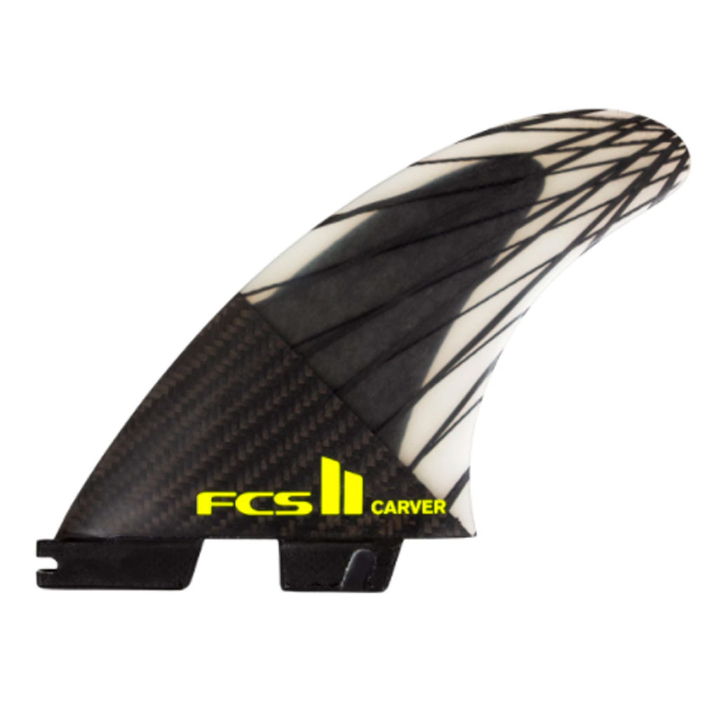 Quilha FCS II Carver PC Carbon