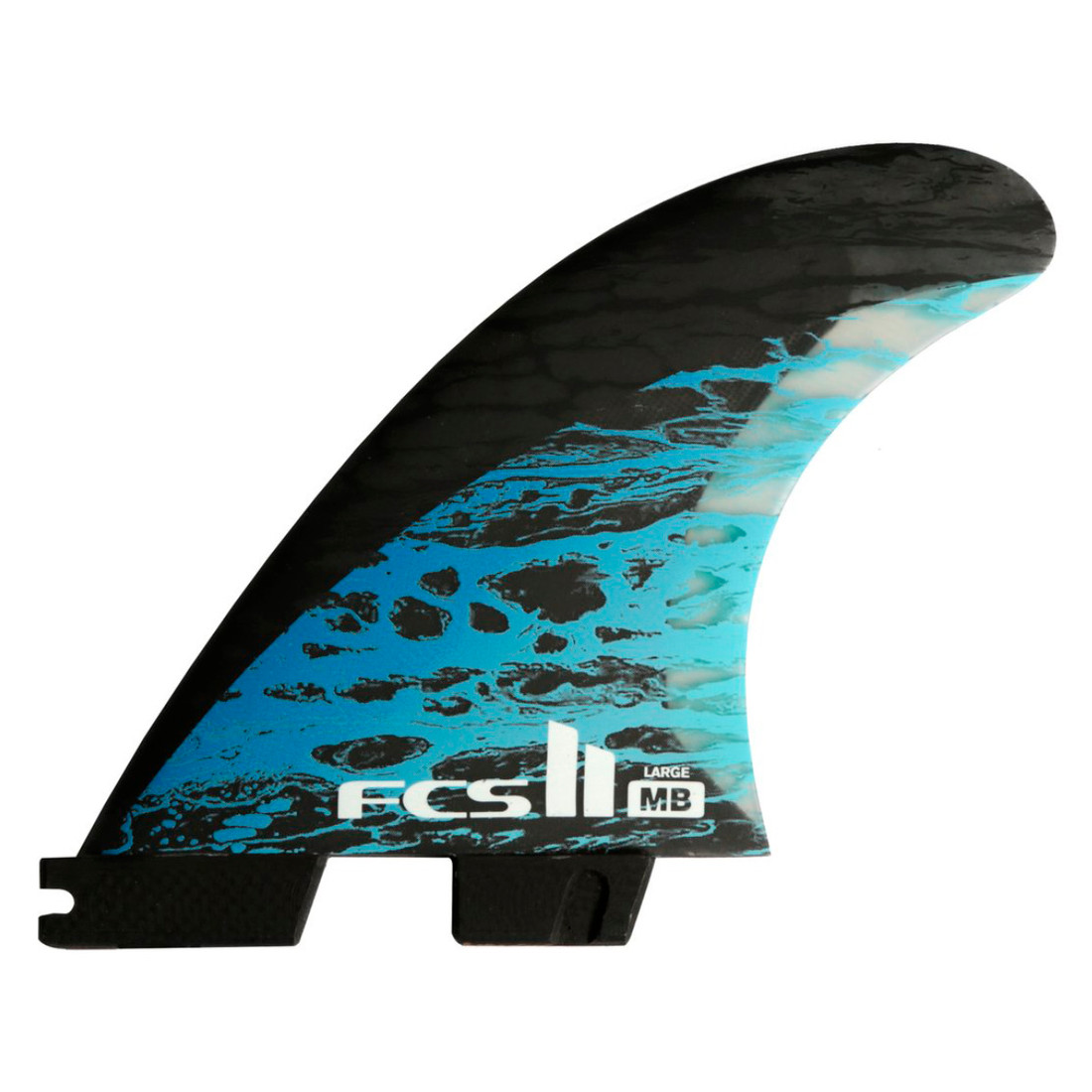 Quilha FCS II MB Large - PC Carbon