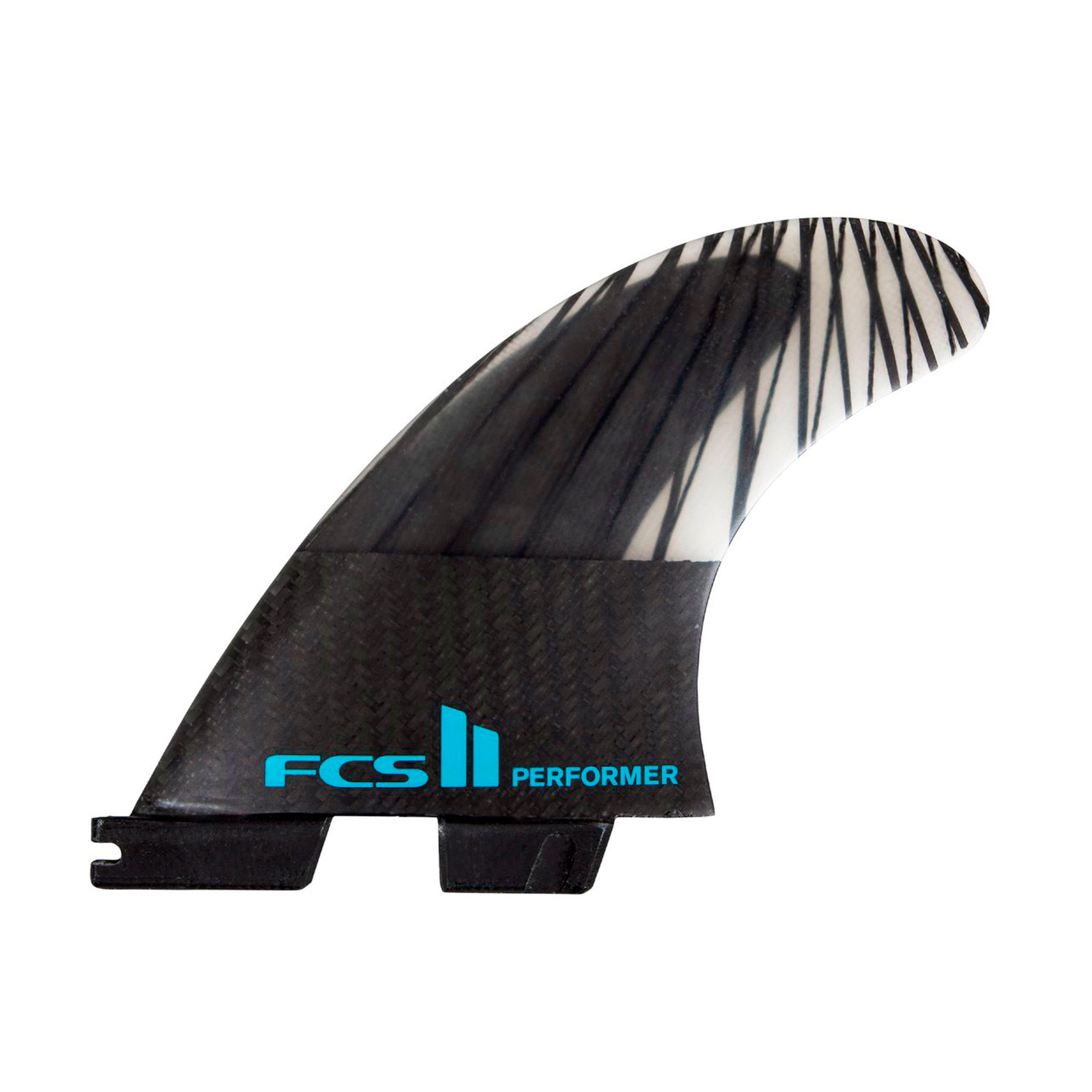 Quilha FCS II Performer PC Carbon