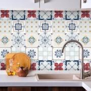 Adesivo de Azulejo Italiano