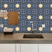 Adesivo de Azulejo Moroccan 10