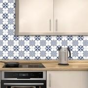 Adesivo de Azulejo Moroccan 15