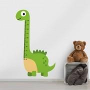 Adesivo de Parede Regua Infantil Dinossauro 1