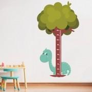 Adesivo de Parede Regua Infantil Dinossauro 3