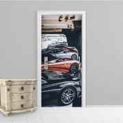 Adesivo de Porta Carro 5