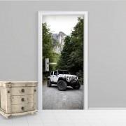 Adesivo de Porta Carro 6