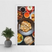 Adesivo de Porta Cozinha 2