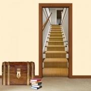 Adesivo de Porta Escada 4